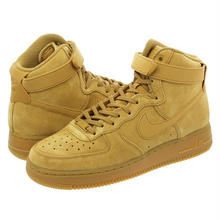 【残り僅か】NIKE WMNS AIR FORCE 1 HI SE (ELEMENTAL GOLD)