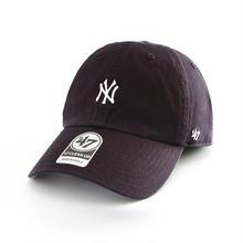 【残り僅か】'47 CLEAN UP Yankees Base Runner adjuster cap (Black)