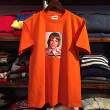"【ラス1】RUGGED ""Kid Shady"" tee (Orange)"