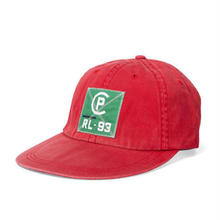 "【ラス1】POLO RALPH LAUREN ""CP-93"" 6panel cap (Red)"