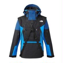 【ラス1】THE NORTH FACE Transformer Jacket (Blue)