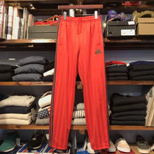 【残り僅か】adidas warm-up straight pants (Red)
