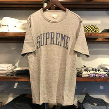【used】Supreme arch logo tee