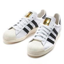 【ラス1】adidas Super Star 80s (WHT/BLK/CHALK2)
