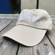 【ラス1】RUGGED ''ARCH LOGO'' adjuster cap (Beige)