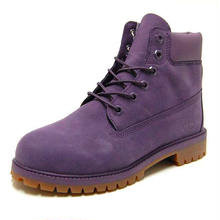 【ラス1】Timberland Premium WaterProof Boot (Purple/Junior)