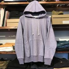 Champion REVERSE WEAVE 10oz french terry sweat hoodie (Dalu Purple)