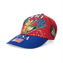 "【ラス1】POLO RALPH LAUREN ""SKI 92"" 6panel cap"