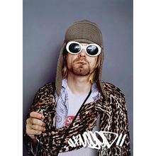 "RUGGED ""Cobain"" poster"