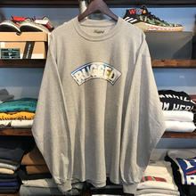 "【残り僅か】RUGGED ""SNOW ARCH"" L/S tee (Gray)"