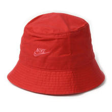 "【残り僅か】NIKE ""Futura bucket"" hat (Red)"