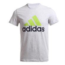 【残り僅か】adidas logo tee(Light Gray)