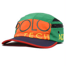 "【ラス1】POLO RALPH LAUREN ""HI-TECH"" pocket adjuster cap (Green)"