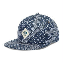 【残り僅か】THE NORTH FACE CRUSHABLE adjuster cap (Paisley)