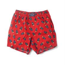 """【ラス1】POLO RALPH LAUREN """"POLO BEAR"""" trunks (Red)"""