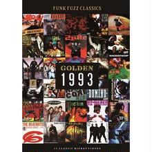 "【ラス1】GOLDEN ""1993""  classic hiphop videos (DVD)"
