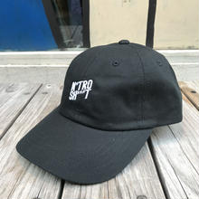 "【ラス1】SH*T KICKER ""N*TRO SH***T"" adjuster cap (Black)"