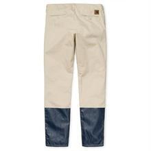【ラス1】Carhartt Club Pant (duke blue/Wheat)