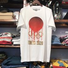 "visualreports ""TOKYO 2020""  tee (White/Poster付)"