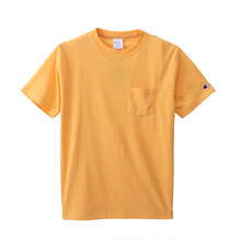 Champion Basic pocket tee (Yellow)