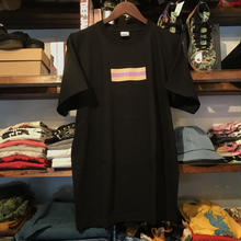 "【ラス1】GUALA ""GEL BOX""  tee (Black)"