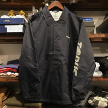 "RUGGED ""TORUS"" coach jacket(Navy/Gray)"