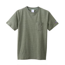 Champion Basic pocket tee (Dark Green)