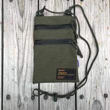【残り僅か】RUGGED sacosh bag (Olive)