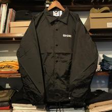 "Mark Gonzales ""Sphinx"" coach jacket (Black)"