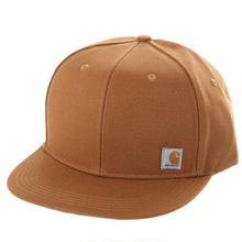 【ラス1】Carhartt snapback cap(Brown)