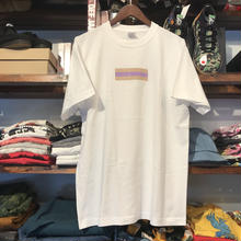 "【RUGGED別注】GUALA ""GEL BOX""  tee (White)"