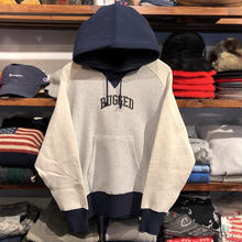 【ラス1】RUGGED on Champion ''SMALL ARCH'' heavy-weight reverseweave hoodie(Gray)