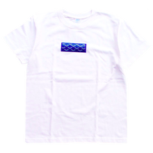 "【ラス1】AnotA ""GOX"" tee (White×Blue)"