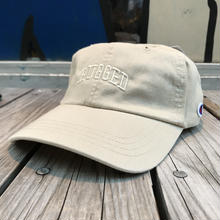 "【残り僅か】RUGGED on Champion ""SMALL ARCH"" adjuster cap(Beige)"