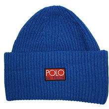 【ラス1】POLO RALPH LAUREN HI-TECH beanie (Royal Blue)