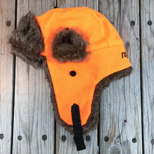 "RUGGED ""rugged®︎"" flight cap (Orange)"