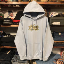 "【ラス1】RUGGED ""Sup'em"" sweat hoodie (Light Blue)"
