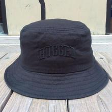 【残り僅か】RUGGED on Champion buckethat(Black)