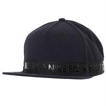 """【ラス1】NIKE """"NIKE F.C."""" snapback (Black)"""
