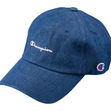 Champion Denim adjuster cap(Navy)