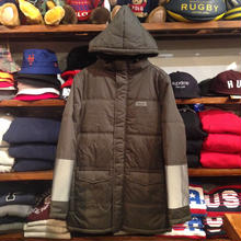 "【ラス1】PHANTOM NYC ""SOFT TOUCH 3M""DOWN JACKET (Olive)"