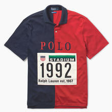 "【Exclusive】POLO RALPH LAUREN ""THE STADIUM 1992 "" COTTON SHIRT (S)"