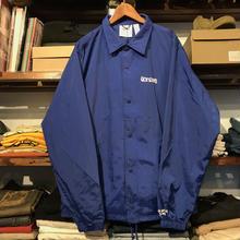 """【残り僅か】Mark Gonzales """"Sphinx"""" coach jacket (Blue)"""