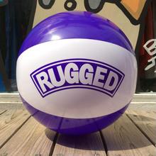 RUGGED BEACH BALL