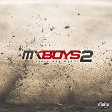 """【残り僅か】13ELL """"MX BOYS 2"""" CD ALBUM (本人直筆サイン付)"""