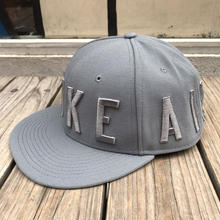 "【残り僅か】NIKE ""AIR"" snapback cap (Gray)"