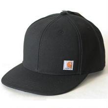 【残り僅か】Carhartt snapback cap(Black)