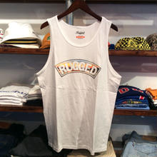 "【ラス1】RUGGED ""WAKIMOTO ARCH""  tank top (White)"