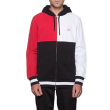 【残り僅か】HUF VELLI PULLOVER HOODY (RED/BLACK/WHITE)