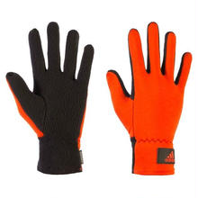 【残り僅か】adidas climaheat gloves (Orange)